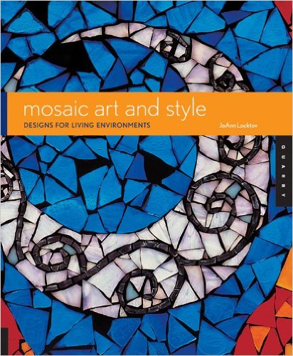 Mosaic Art + Style: Designs for Living Environments, JoAnn Locktov, Rockport Publishers, March, 2005. 117.