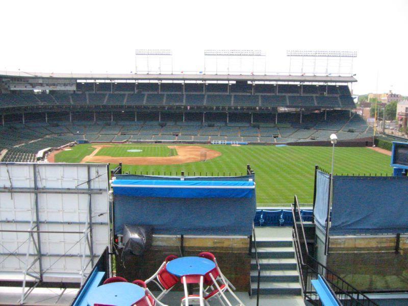 Lakeview Baseball Club View