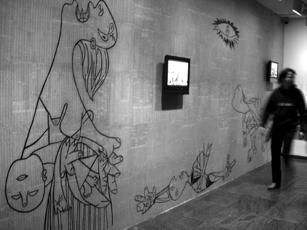 guernica at whitney