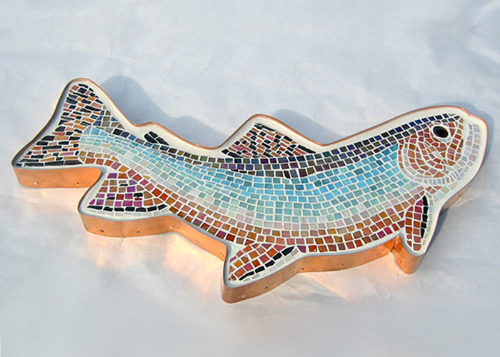 Brook-Trout-Mosaic