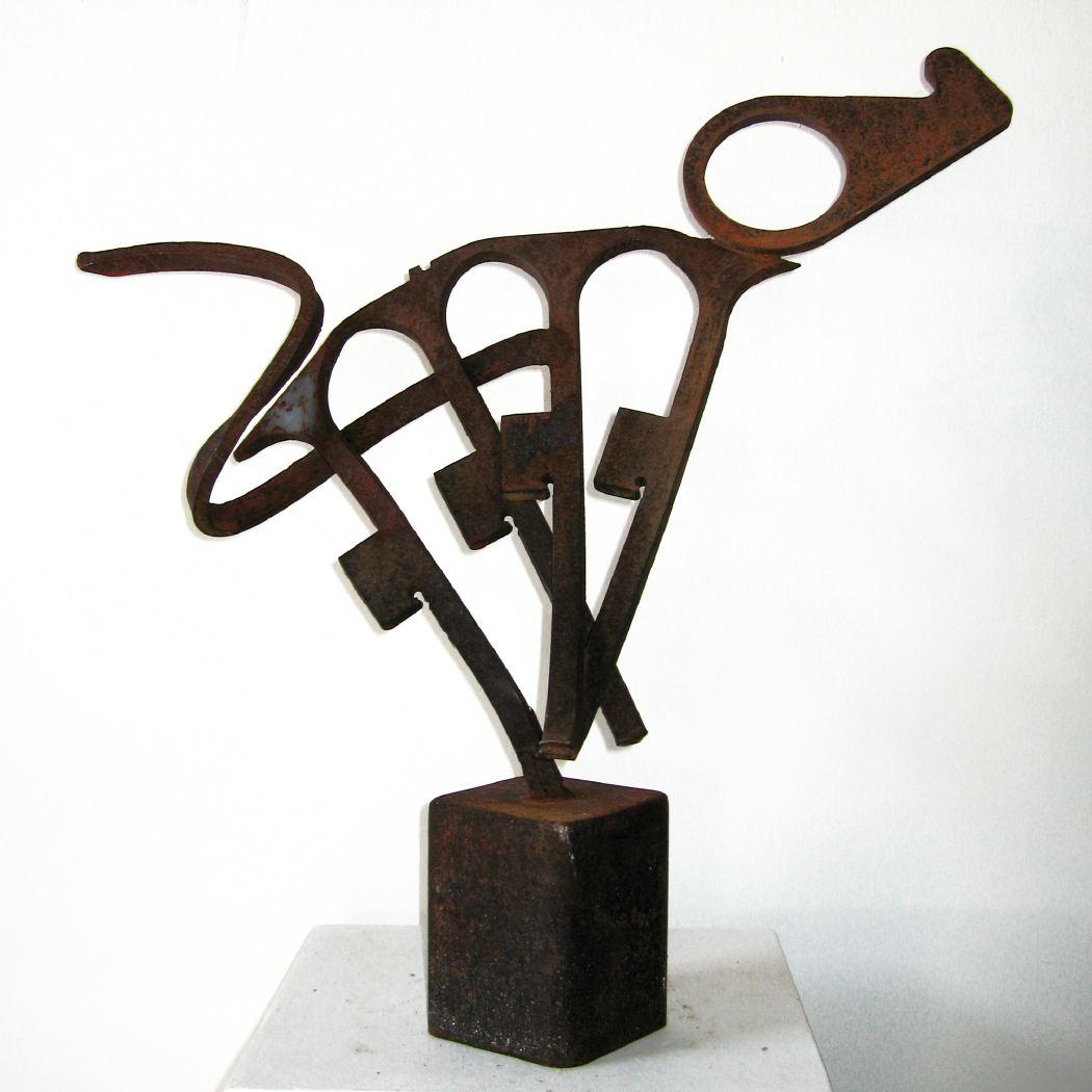 Islero: Scrapyard Abstract No. 7, 2006