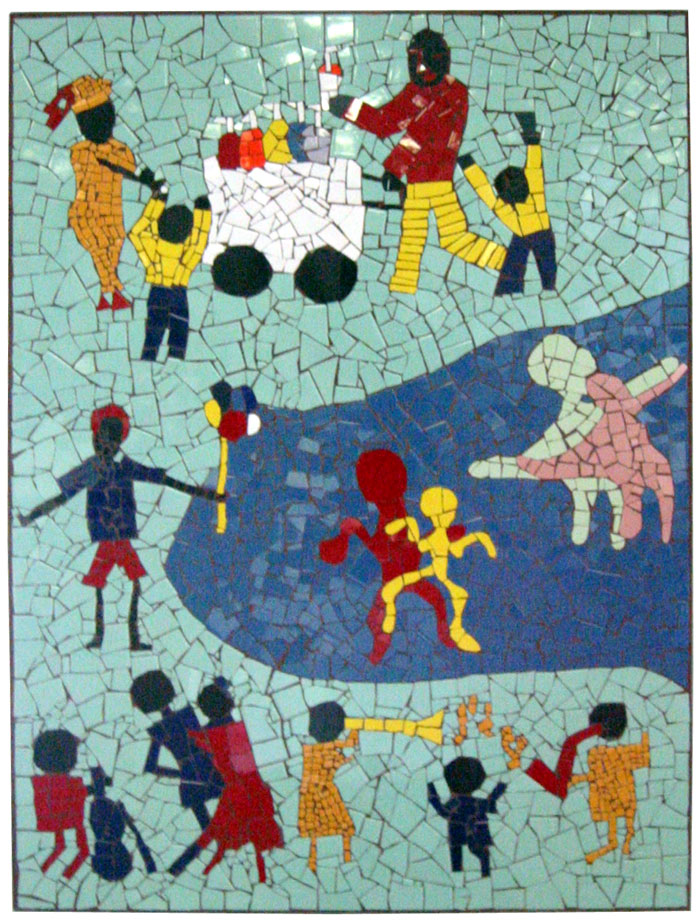 Community Harmony Through Song & Play, Panel 3: Peace in the Park, 2001