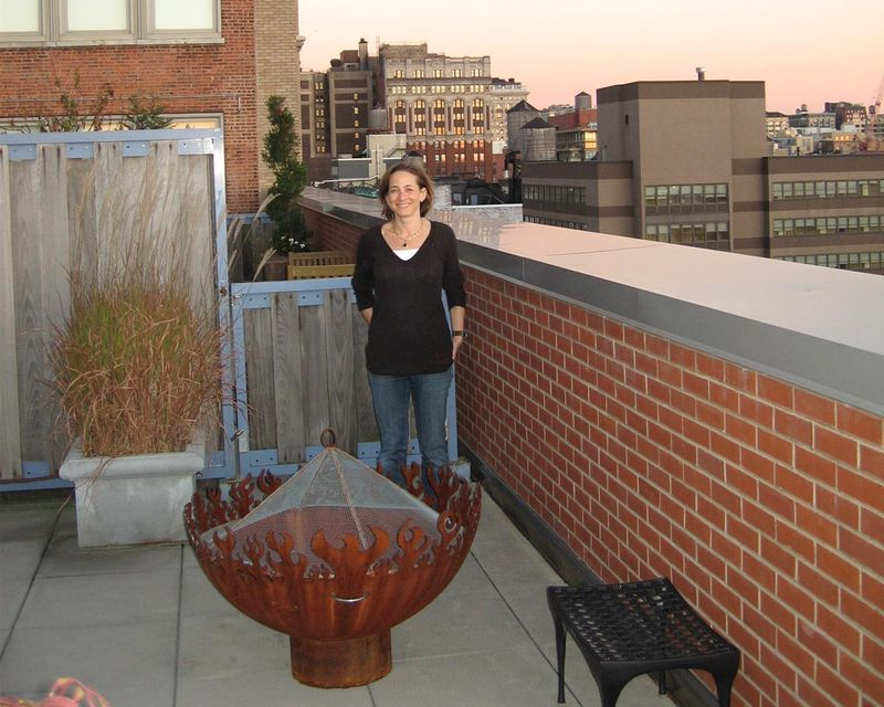 rooftop firebowl nyc