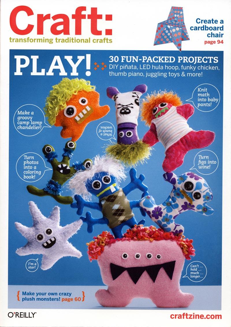 Craft Magazine cover