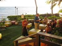 Great Bowl O Fire firebowl RumFire Hawaii