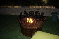 Great Bowl O Fire firepit RumFire Waikiki