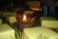 Great Bowl O Fire fire pit RumFire Waikiki