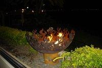 Great Bowl O Fire firebowl RumFire Waikiki