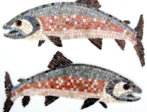 Sicis Irridium Mosaic Glash Gamefish