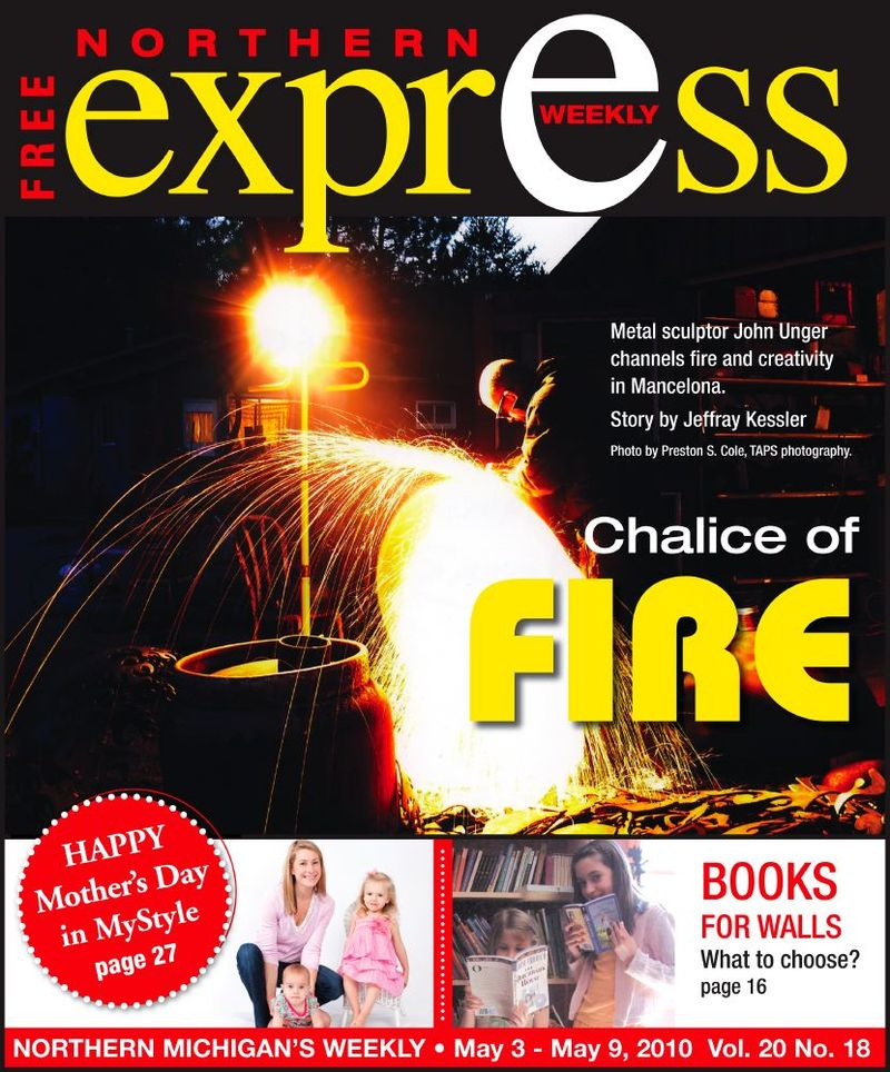 Northern Express, 3 May 2010