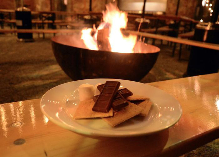 Frankford Hall Smores