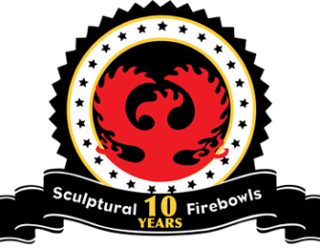 Sculptural Firebowls 10 Years