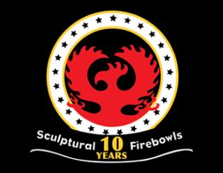 Sculptural Firebowls 10 Years