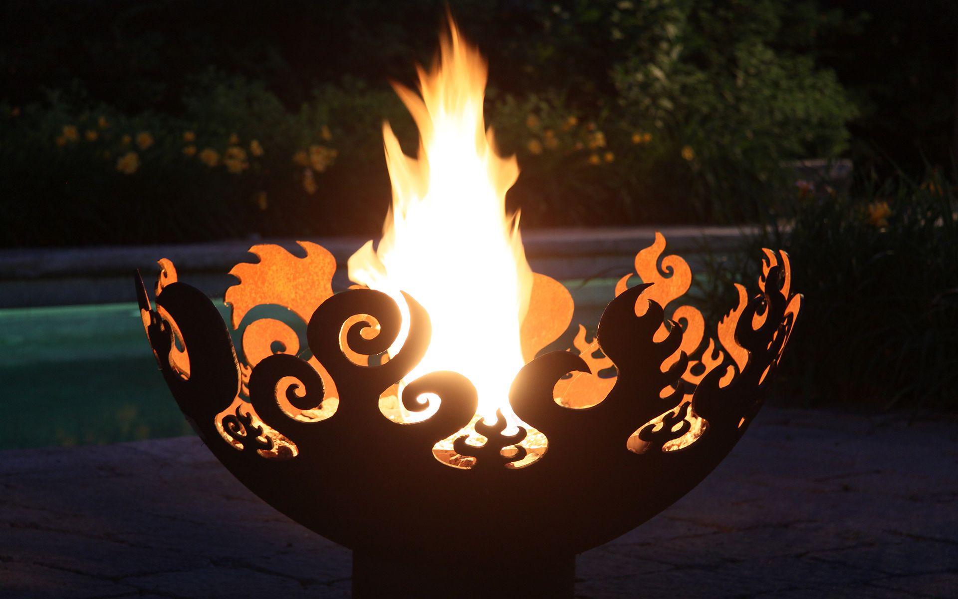 SHOP FOR SCULPTURAL FIREBOWLS – GREAT BOWL O FIRE 2