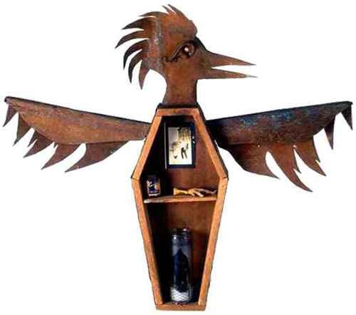 Cock Shrine, 1999