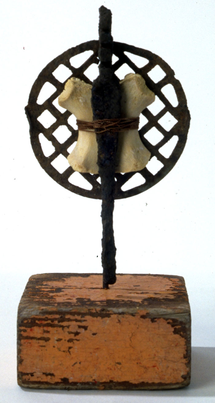 Iron Fetish No. 4, 1997