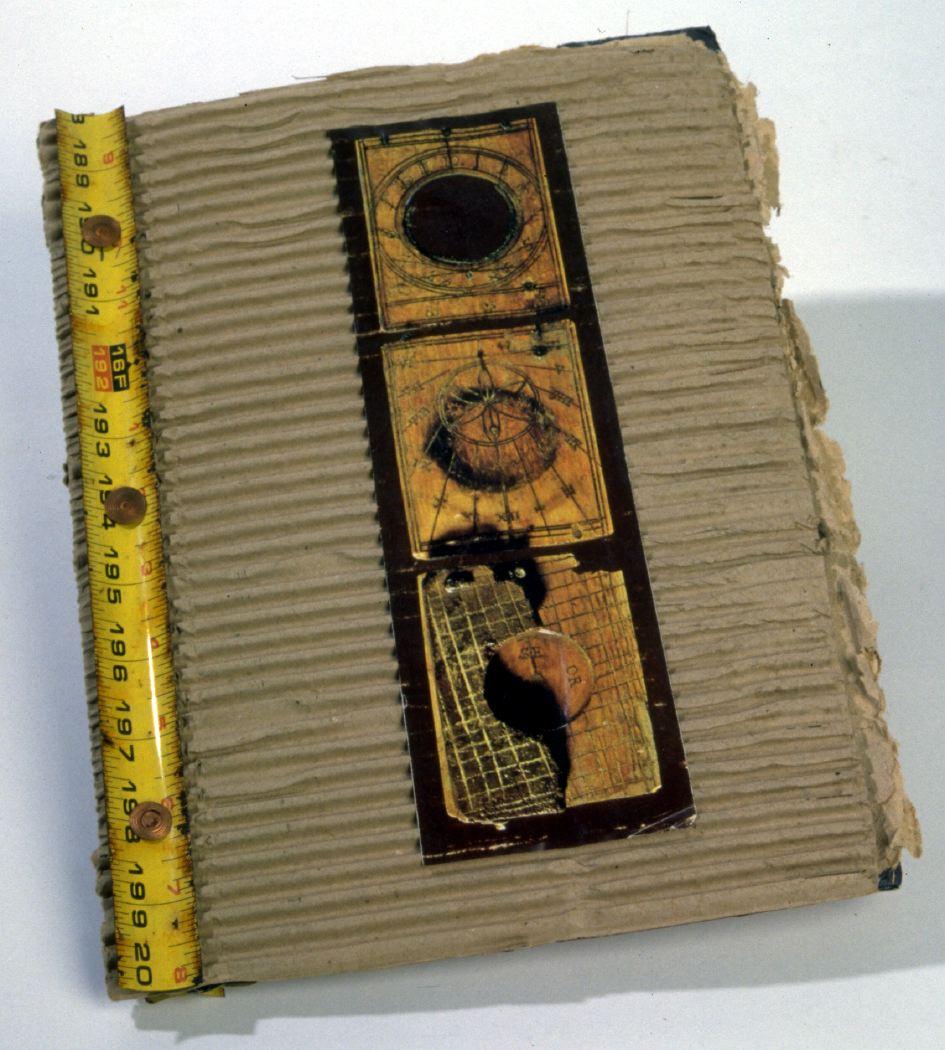 Navigator's Logbook, Artist's Book, 1995