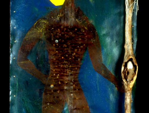 Hunter Nkondi, 1997