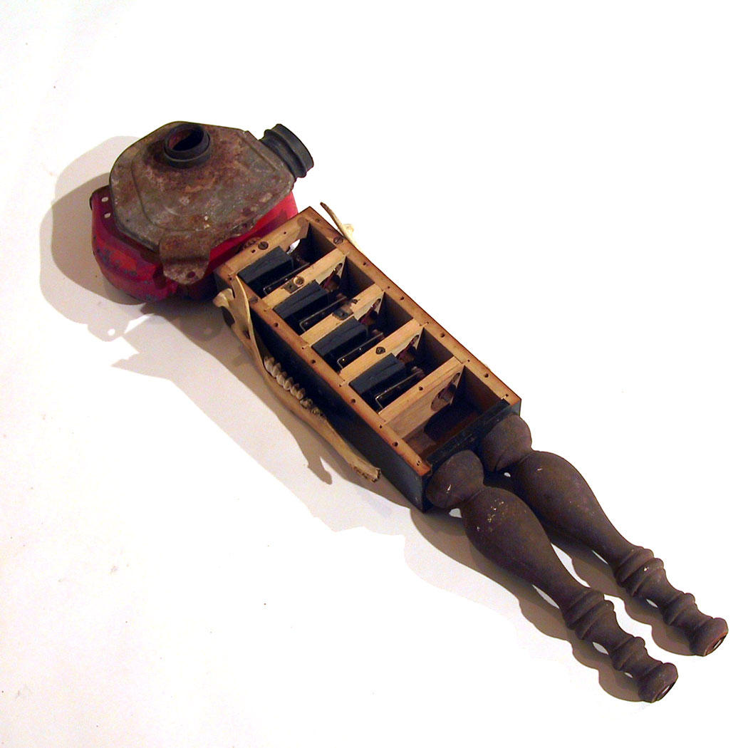 Crib Death, 2001
