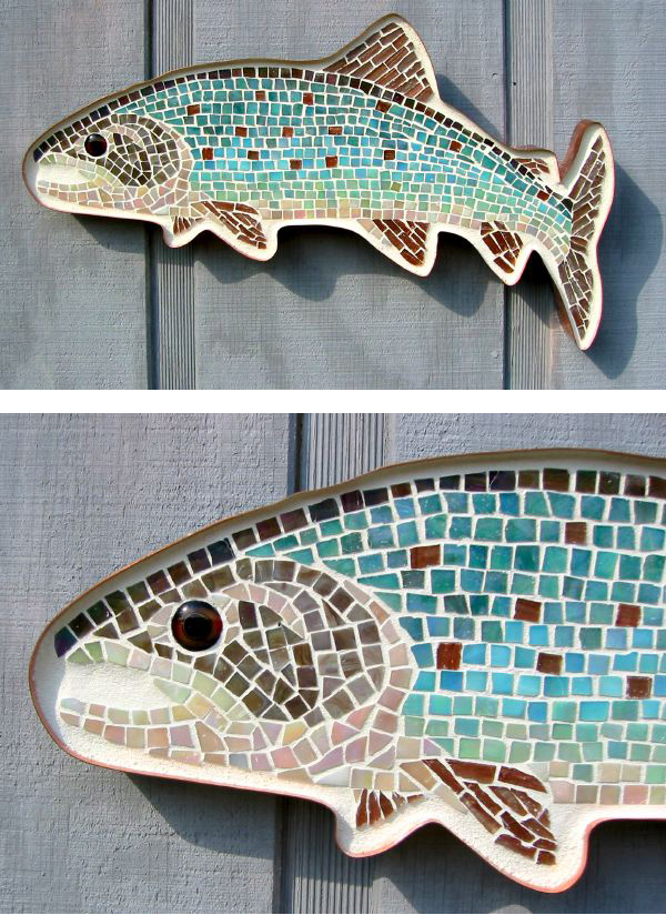 Lake-Trout_Glass-Mosaic-2006