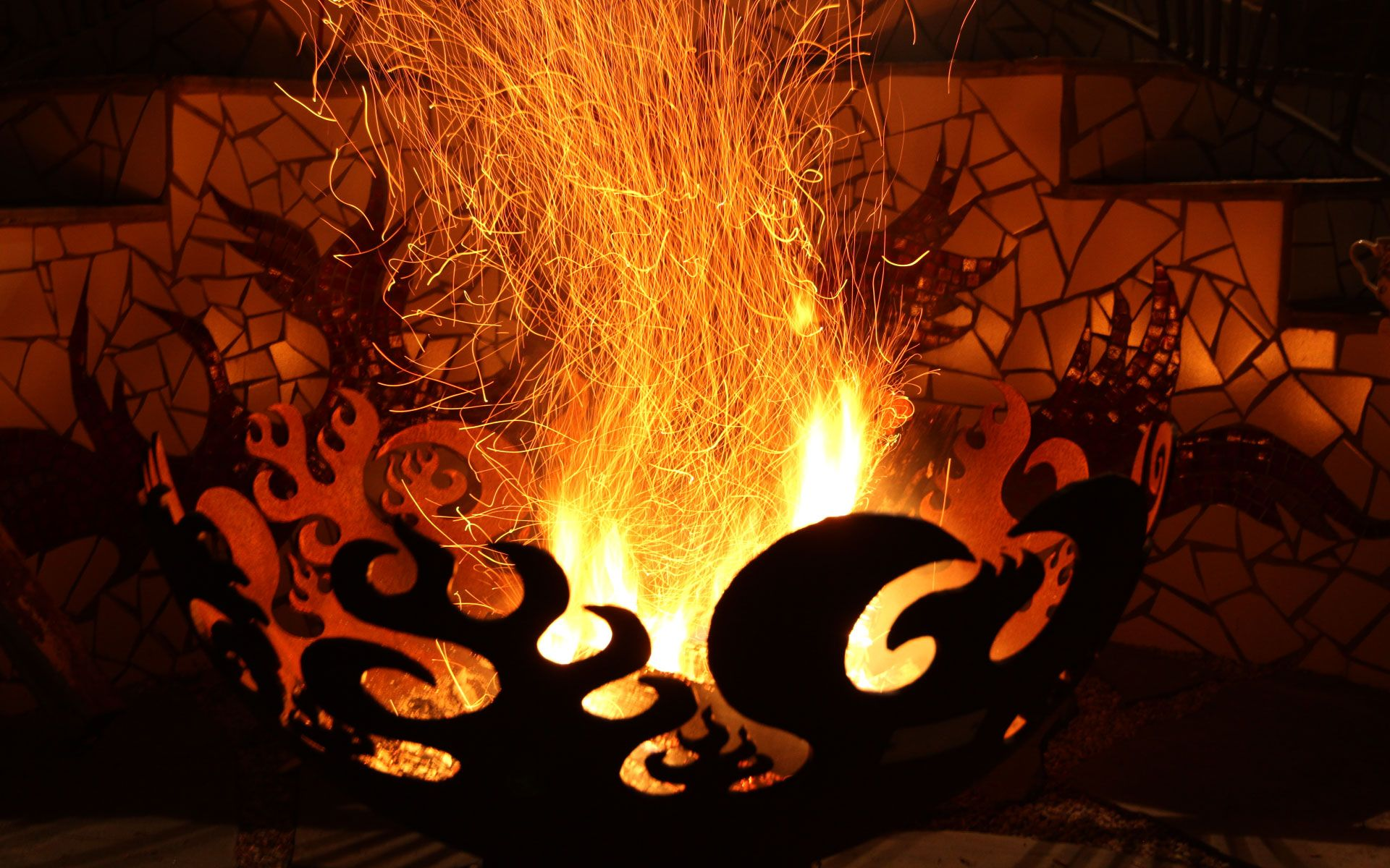 SHOP FOR SCULPTURAL FIREBOWLS – GREAT BOWL O FIRE