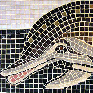 Mosaic in Marble