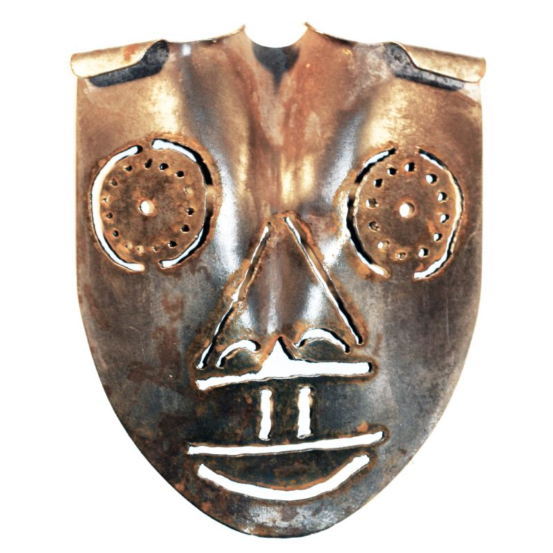 Face of Spades Mask 08