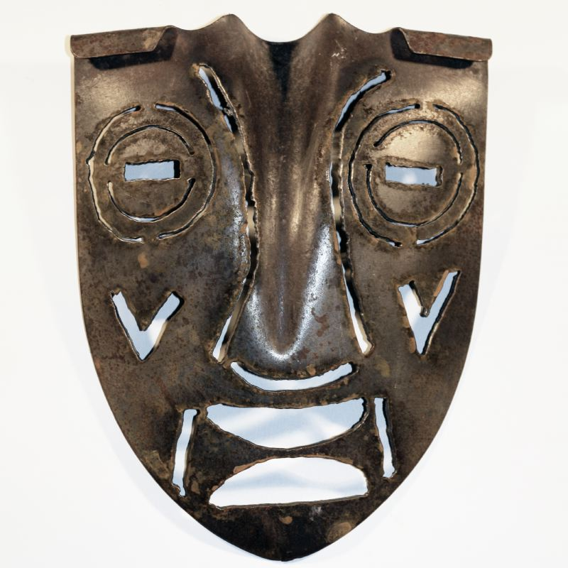 Face of Spades Mask 09
