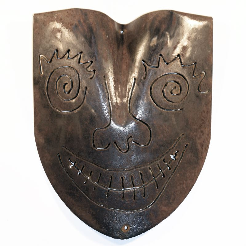 Face of Spades Mask 13