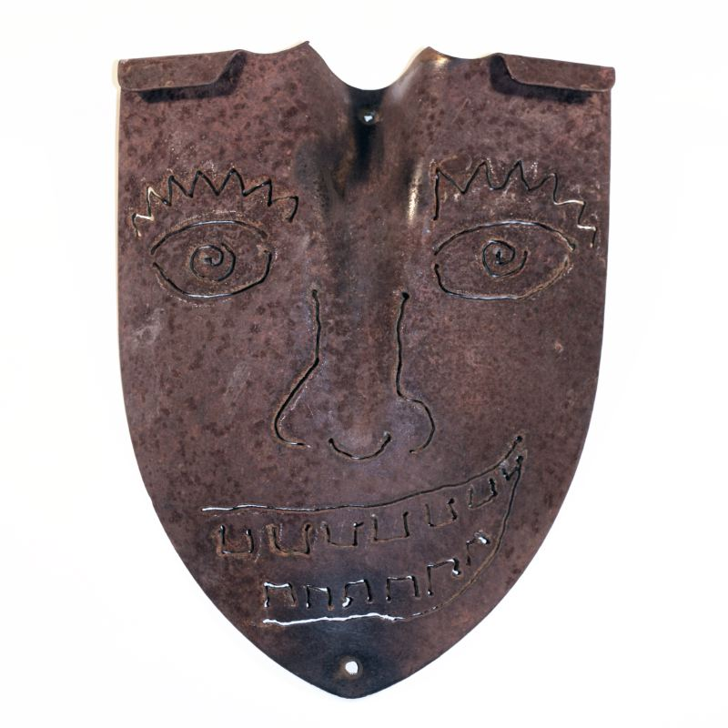 Face of Spades Mask 14