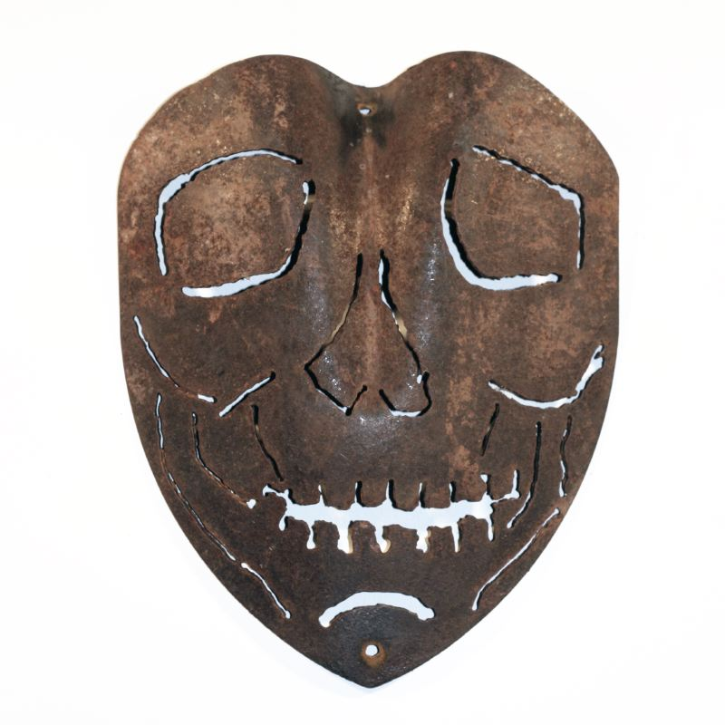 Face of Spades Mask 19