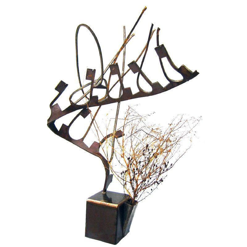 Arbor Vitae : Scrapyard Abstract No. 5