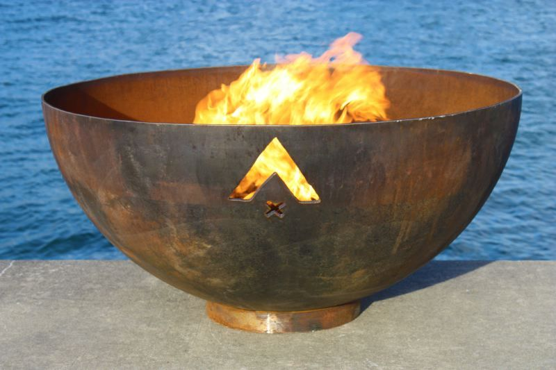 The Vulcan— A Custom Firebowl Design for Base Camp X