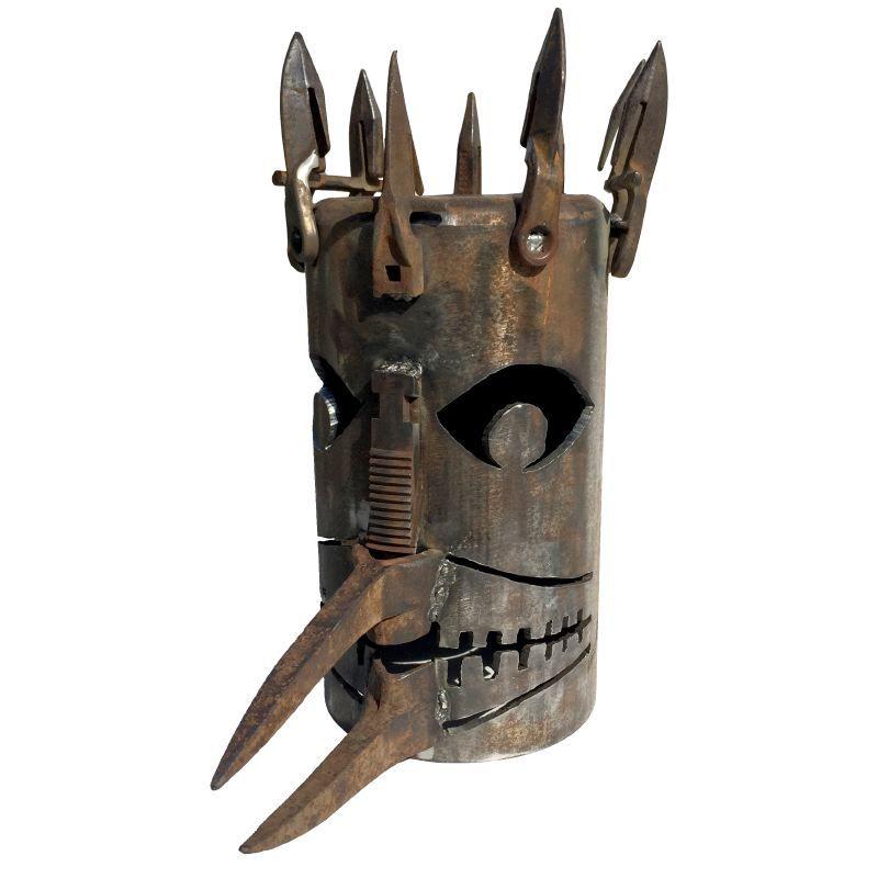 Eagle Mask— Masquerade Bell Lantern Series