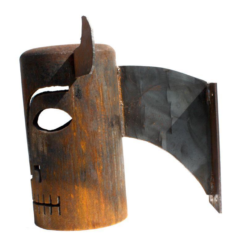 Spanish Fighting Bull — Masquerade Bell Lantern Series