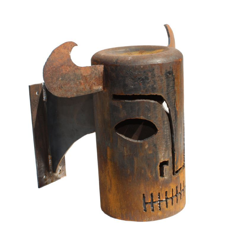 Spanish Fighting Bull — Masquerade Bell Lantern Series