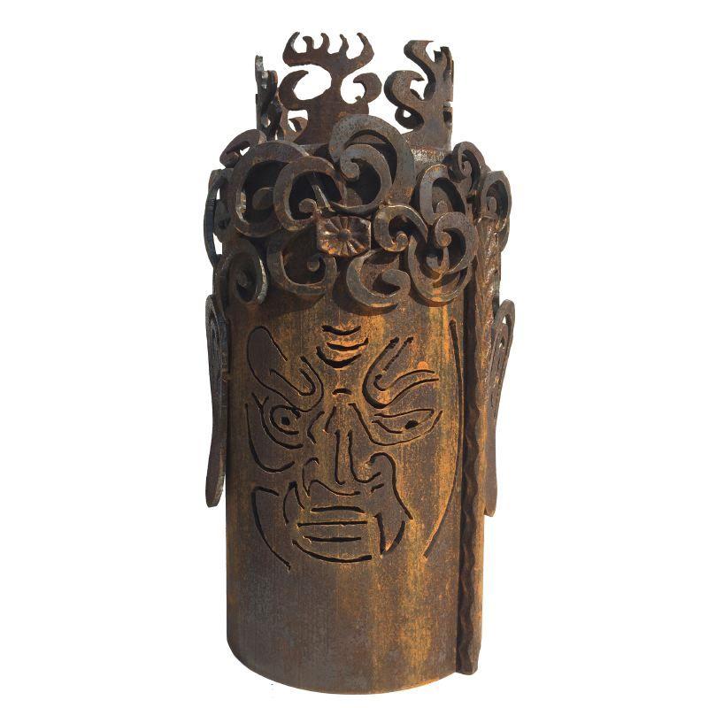 Fudo Myoo — Masquerade Bell Lantern Series