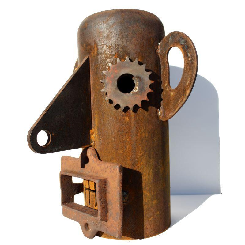 Junk Monkey— Masquerade Bell Lantern Series