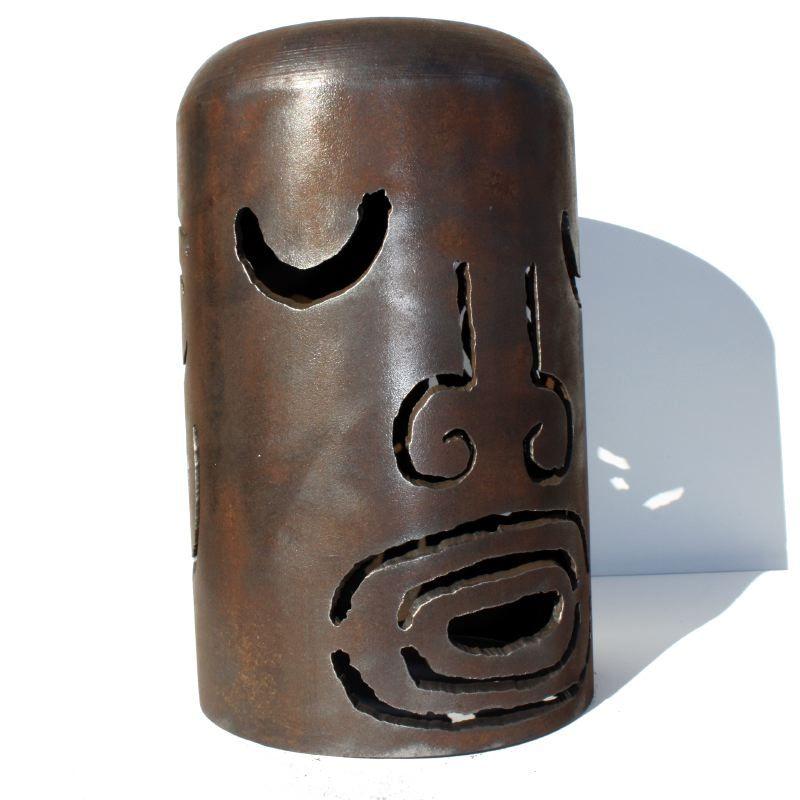 Singing Buddha — Masquerade Bell Lantern Series