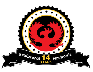 Since 2005— 14 years of Sculptural Firebowls